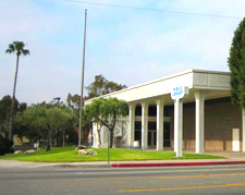 A C Bilbrew Public Library. Image from County of Los Angeles Public Libraries